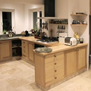Kitchens : Oak Kitchen